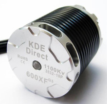 KDE Direct 600XF-1100-G3 HP Brushless Motor