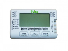 Pulse CellMeter 8 - Lipo Battery Checker & Servo Tester PLU-CELLMETER8