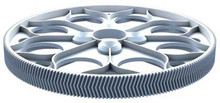 04094 Mikado Logo Herring bone main gear 153 teeth M07