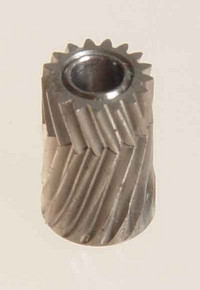04117 Pinion for herringbone gear 17 Teeth M0.5 Mikado Logo