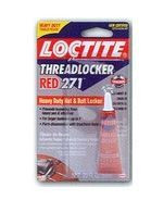 Loctite 271 Red Threadlocker 6ml Tube