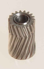 04118 Pinion for herringbone gear 18 Teeth M0.5 Mikado Logo