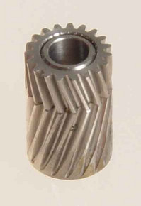 04119 Pinion for herringbone gear 19 Teeth M0.5 Mikado Logo