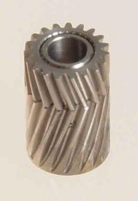 04119 Pinion for herringbone gear 19 Teeth M0.5 Mikado Logo