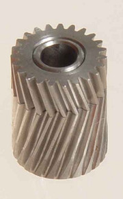 04123 Pinion for herringbone gear 23 Teeth M0.5 Mikado Logo