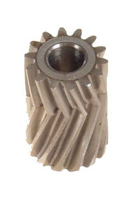04214 Pinion for herringbone gear 14 Teeth M0.7 Mikado Logo