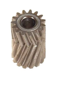 04215 Pinion for herringbone gear 15 Teeth M0.7 Mikado Logo