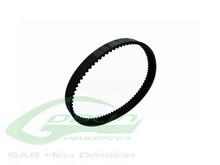SAB HTD Motor Belt 204T for Standard Servo- Goblin 500 HC344-S