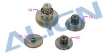 HSP82501 DS825 Servo Gear Set