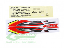 SAB Fireball Sticker Goblin 280 HA064-S