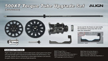 H50T020XX 500XT Torque Drive Upgrade Set