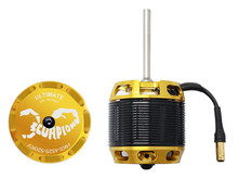 Scorpion HKII-4525-520 Ultimate Brushless Motor, Kv=520