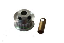 SAB Aluminum Motor Pulley Z23 - Goblin 500/570 H0215-23-S