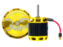 Scorpion HKIV-4025-1100KV Motor w/5mm Shaft HKIV_4025_1100