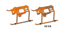 H15F001XO 150 Landing Skid-Orange