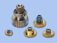 HSP51502 DS515 Servo Gear Set