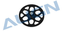 H60198QA 131T M0.8 Autorotation Tail Drive Gear-Black