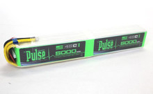 Pulse Lipo 5000mAh 44.4V 45C Stick Version PLU45-500012