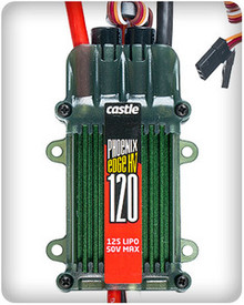 Castle Phoenix Edge HV 120