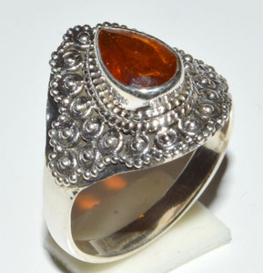 Carnelian 925 Sterling Silver Rings Jewelry s.6  JB13240