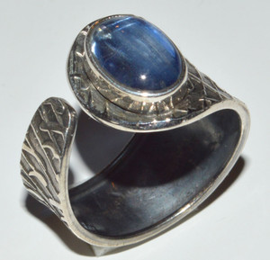 Kyanite 925 Sterling Silver Rings Jewelry s.8  JB13093