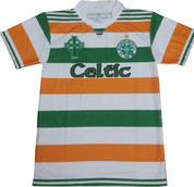 Embroidered Orange and Green Celtic (12)