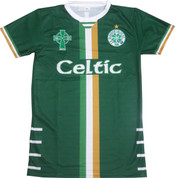 Embroidered New Celtic Green