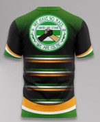CELTIC BLACK AND Tri #556