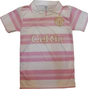 Embroidered Pink Lady Celtic Jersey