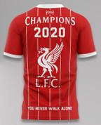 liverpool premier league champions 2020 # 6