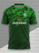 CELTIC SHIRT GREEN STAR - 836