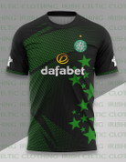 CELTIC SHIRT BLACK STAR - 837
