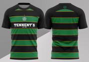 CELTIC Black And Green I#858