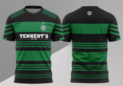 CELTIC Black And Green I#859