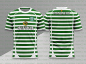 CELTIC GREEN AND WHITE #867
