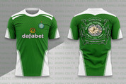 CELTIC SHIRT GREEN FATHER TO SON #942
