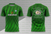 CELTIC SHIRT GREEN FATHER TO SON #944