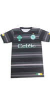 Black Celtic Jersey for Kid