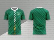 GREEN IRELAND JERSEY #1204