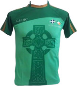 CELTIC SCOTTISH CROSS GREEN
