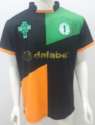 Black Tri-Color Jersey #14