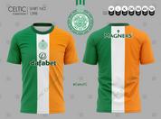 CELTIC COLORS OF IRISH  WITH SPONSOR  #1398
