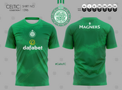 CELTIC GALAXY WITH SPONSOR #1396