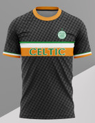 BLACK CELTIC JERSEY WITH BADGE  (1)