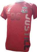 96 Liverpool Red Jersey