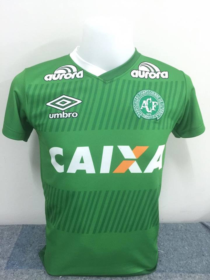 reputable site 23e68 32045 CHAPECOENSE FC HOME JERSEY