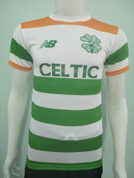 #118      CELTIC TRI COLOUR (CHOOSE YOUR OWN BADGE)