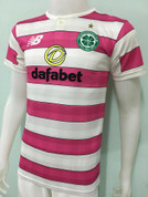 celtic pink home top #166