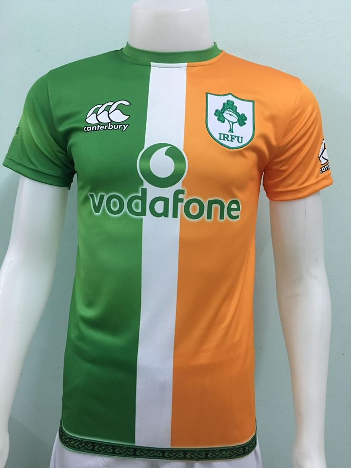finest selection 01cb8 0192c IRISH RUGBY JERSEY 2019
