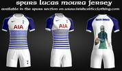 SPURS MOURA